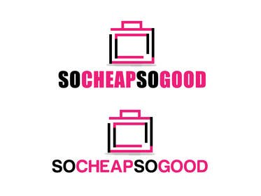 #89 for Logo Design for socheapsogood.com af rraja14