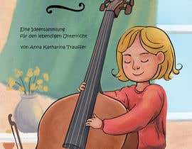 #41 for Cover Page for little children cello sheet music by amrissirma