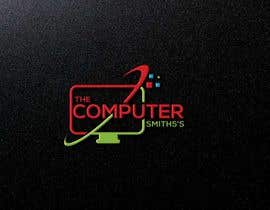 #84 untuk I'm looking for a logo to be designed for a wordpress website called The Computer Smiths's .com oleh Golamrabbani3