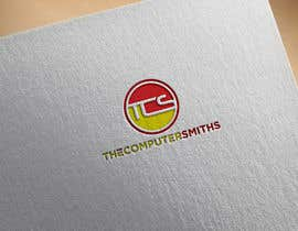 #89 untuk I'm looking for a logo to be designed for a wordpress website called The Computer Smiths's .com oleh SnehaDesign