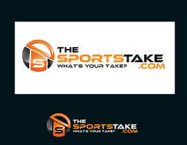 #54 untuk Logo Design for TheSportsTake.com GUARANTEED PAYOUT oleh rashedhannan