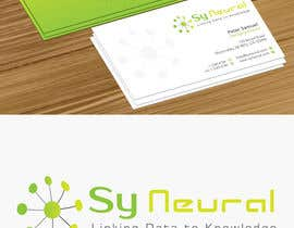#49 untuk Simple Logo and and business card oleh jobee
