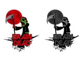 #24 para Logo Design for brain dead por uniqueboi91