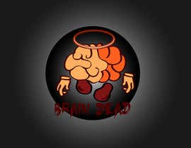 #26 para Logo Design for brain dead por kangian