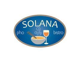 #74 for Design a Logo for Solana Pho & Bistro by mirceabaciu