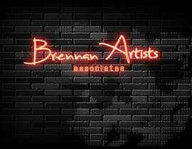 #86 for Design a Logo for Brennan Artists Associates by ciprilisticus