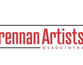 #124 for Design a Logo for Brennan Artists Associates by ciprilisticus