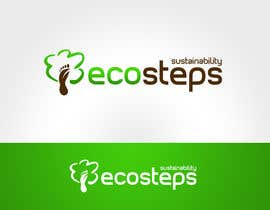 #677 para Logo Design for EcoSteps de Kusza