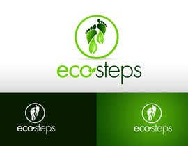 #653 for Logo Design for EcoSteps by twindesigner
