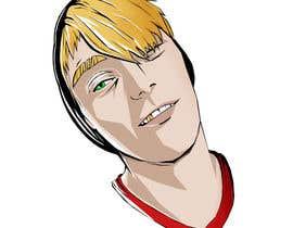 #3 , Head image to graffiti style caricature. 来自 JackVeda