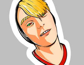 #8 , Head image to graffiti style caricature. 来自 JackVeda