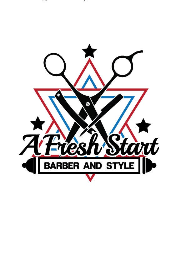 Contest Entry #49 for Design a Badge/Logo for Barbershop