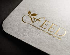 #57 for Design a Logo for 'FEED' - a new food brand and healthy takeaway store by alamin1973