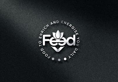 #95 για Design a Logo for 'FEED' - a new food brand and healthy takeaway store από thelionstuidos