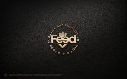 #98 para Design a Logo for 'FEED' - a new food brand and healthy takeaway store por thelionstuidos