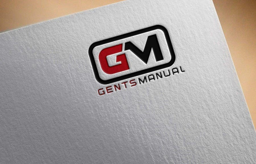 Design a Logo for GentsManual.com 콘테스트 응모작 #72