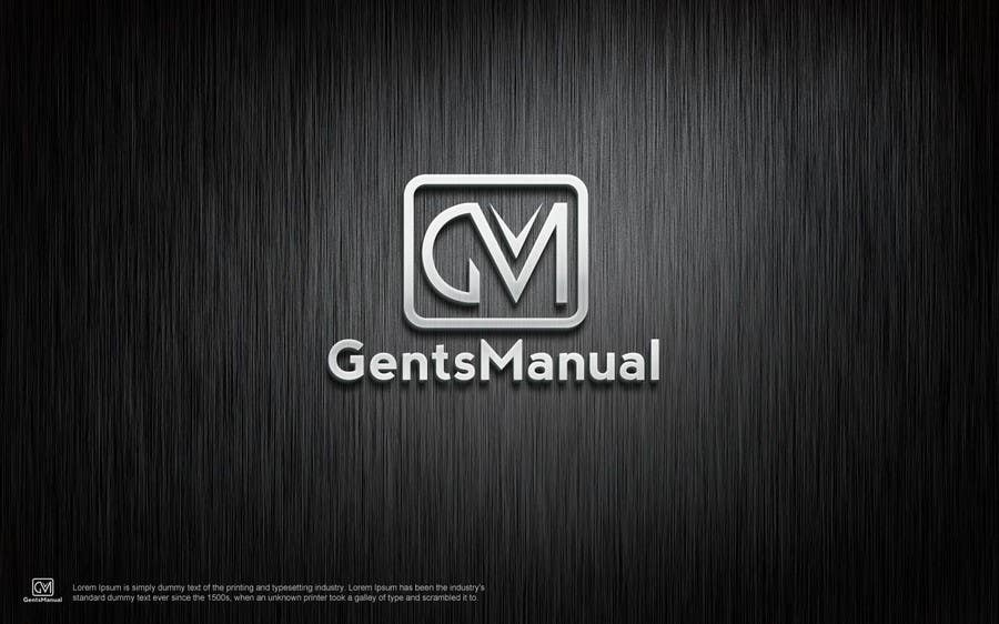 Contest Entry #126 for Design a Logo for GentsManual.com