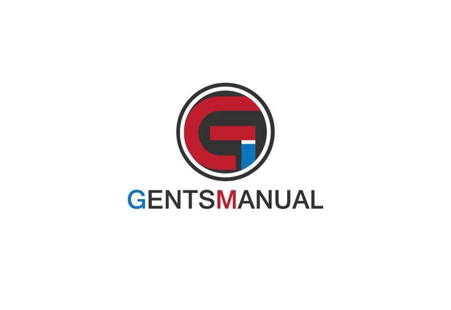 Design a Logo for GentsManual.com 콘테스트 응모작 #113