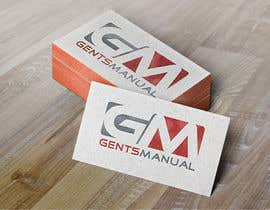 #59 для Design a Logo for GentsManual.com від cooldesign1