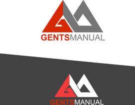 #62 para Design a Logo for GentsManual.com por nyomandavid