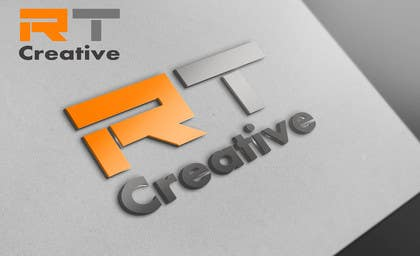 #34 for Design a Logo for RT creative by Saranageh90