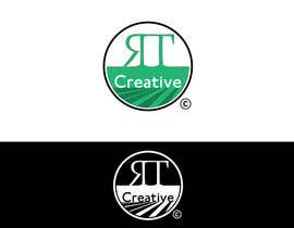 #26 for Design a Logo for RT creative by boutalbisofiane