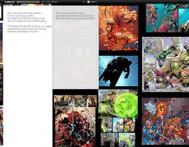 #13 für Twitter Background for Noobics Blog von JonesFactory