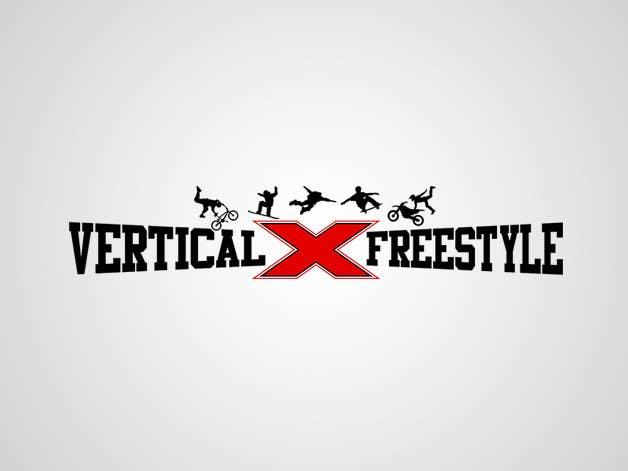 Bài tham dự cuộc thi #51 cho Design a Logo for Vertical X Freestyle