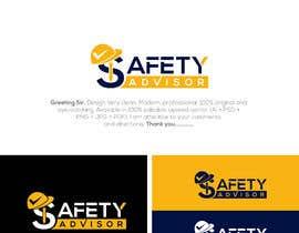 """#42 pentru Create a logo for my new business called """"Safety Advisor"""" de către sajjad1979"""