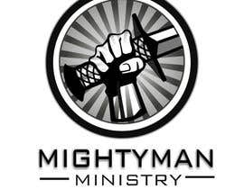 #17 για Need a logo for Mighty Man Ministry από margo09
