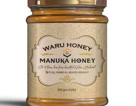 #36 for Waru Honey label by Gulayim