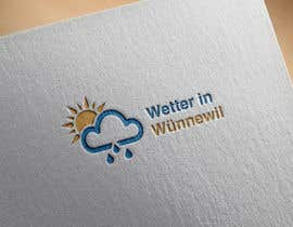 #42 for Build me a logo for a weather website by midul777