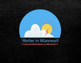 #29 for Build me a logo for a weather website by shaimuzzaman