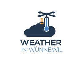 #56 for Build me a logo for a weather website by tushar059