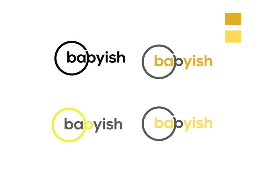 Contest Entry #                                        156                                      for                                         Logo for babyish