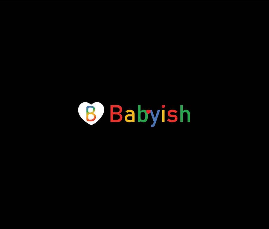 Contest Entry #                                        139                                      for                                         Logo for babyish