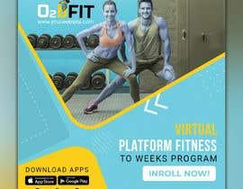Nro 54 kilpailuun Quality Images for Fitness Ads käyttäjältä TheCloudDigital