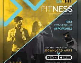 Nro 61 kilpailuun Quality Images for Fitness Ads käyttäjältä TheCloudDigital