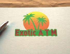 #71 for Design that says Exotic ATM by Gemyy