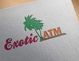 #73 for Design that says Exotic ATM by sharifullalesnad