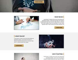 #12 για Design a Website Mockup for Memory Fortress από gravitygraphics7