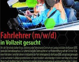 #11 für Poster for job advertisement for a driving school von HadyAbdelfatah