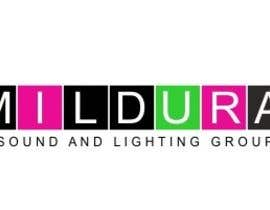 #29 para Design a Logo for Mildura Sound and Lighting Group por stoilova