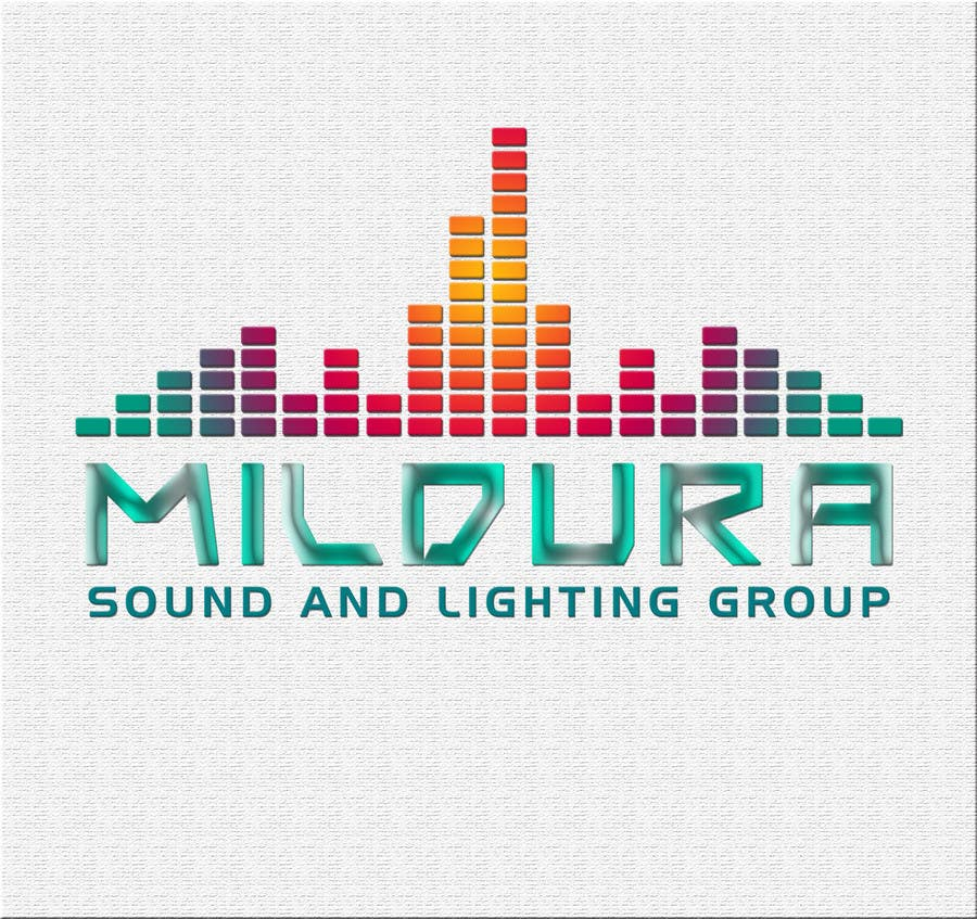 Participación en el concurso Nro.30 para Design a Logo for Mildura Sound and Lighting Group