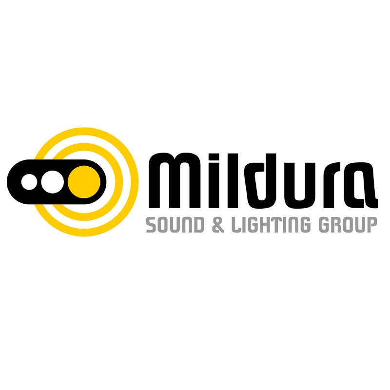 Contest Entry #22 for Design a Logo for Mildura Sound and Lighting Group