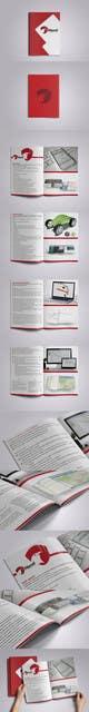 Kilpailutyön #54 pienoiskuva kilpailussa Brochure Design for Telematic Fleet Management System Company