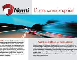 #30 para Brochure Design for Telematic Fleet Management System Company por MilicFamily
