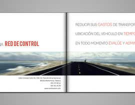 DarkoMihajlovic tarafından Brochure Design for Telematic Fleet Management System Company için no 56