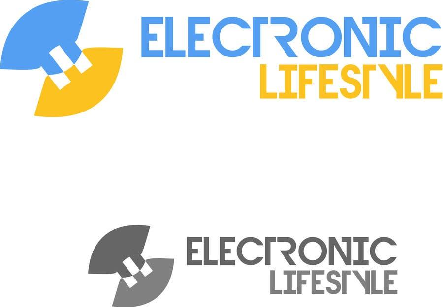 Inscrição nº                                         24                                      do Concurso para                                         Logo Design for Electronic Lifestyle