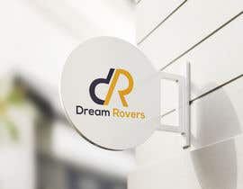 #55 for Logo design : Dream rovers ( travel.company) by ArifDesigns99